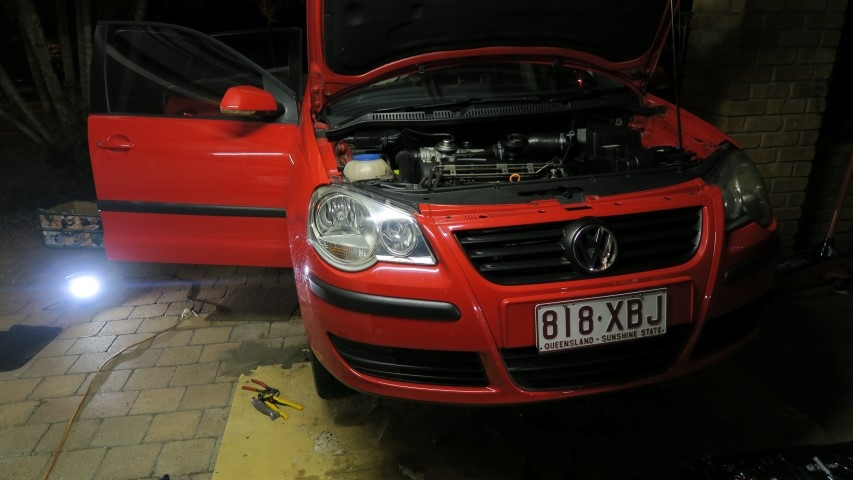 VW POLO 9N 2005 Heater Core / Heater Matrix issues - TDIClub Forums