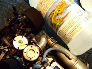 Hot Stuff Race Blend SuperLube - 66